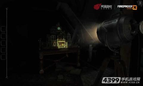 迷室:往逝游戏截图