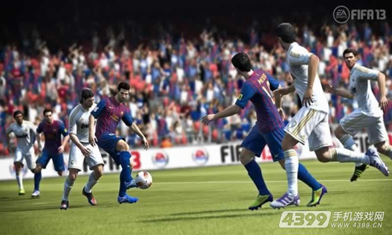 FIFA足球世界游戏截图