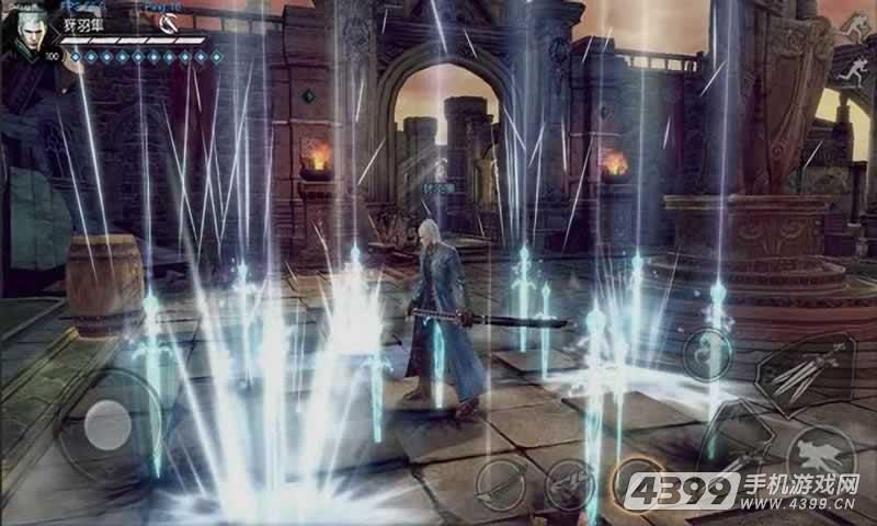 鬼泣:巅峰之战游戏截图