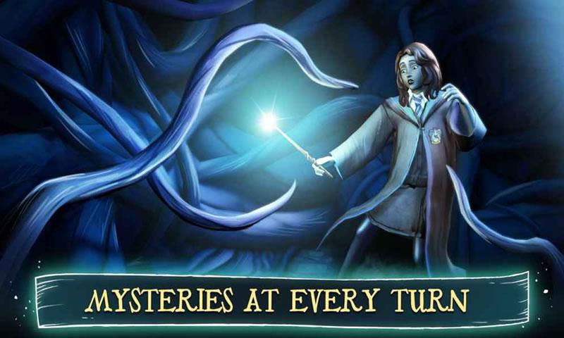 哈利波特:霍格沃茨之谜游戏截图