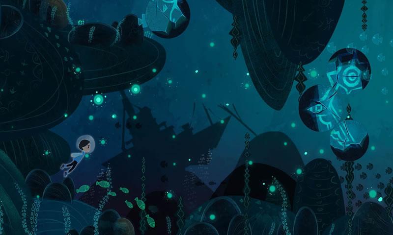 海洋记忆游戏截图