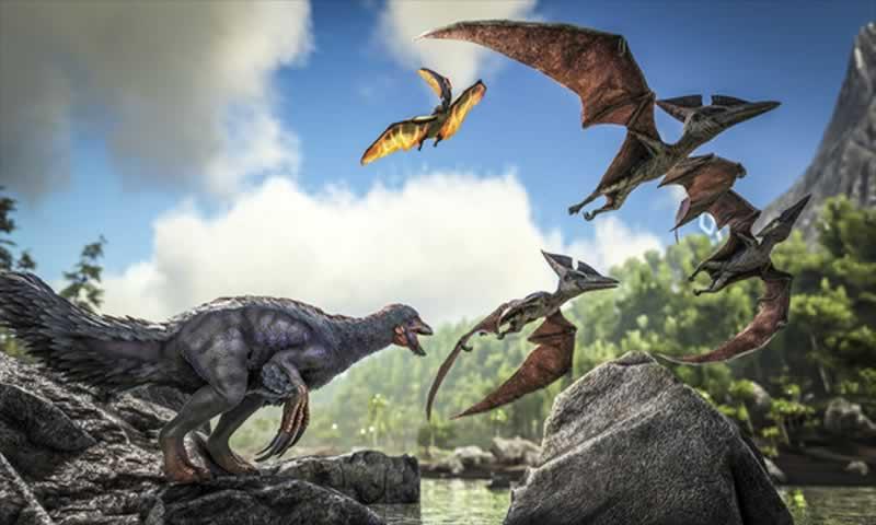 方舟:生存进化游戏截图