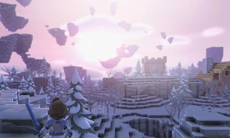 传送门骑士网游版游戏截图