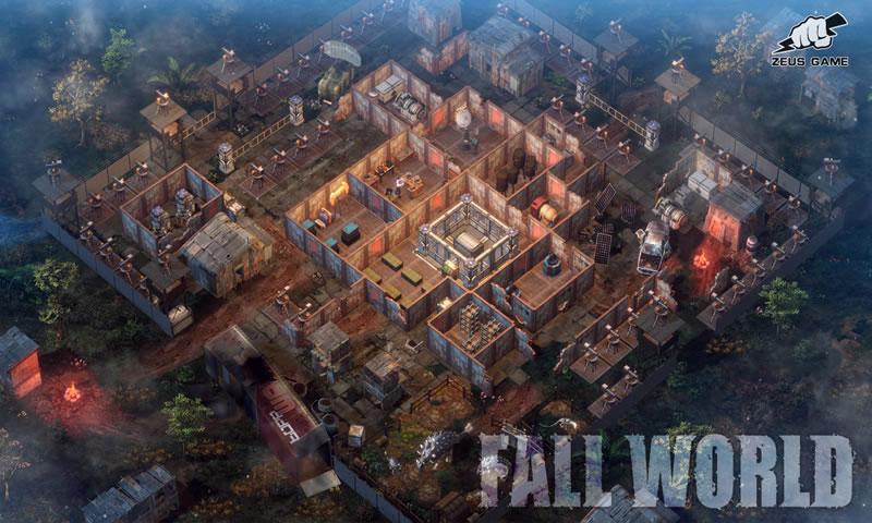 陨落世界游戏截图