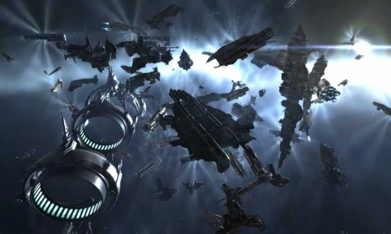 EVE: Project Galaxy游戏截图