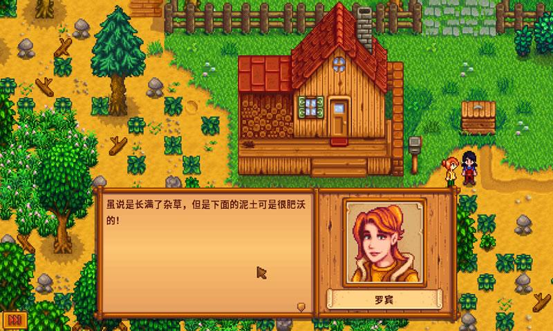 星露谷物语游戏截图