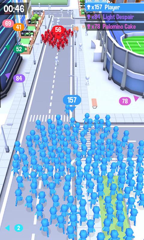 拥挤城市(正式版)