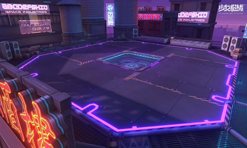零域战线游戏截图