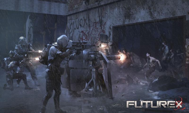 代号:Future X游戏截图