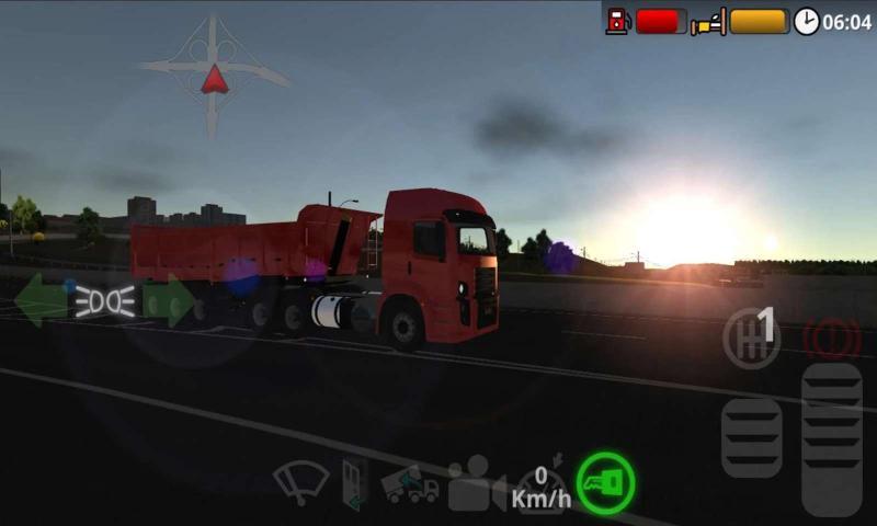 道路行驶解锁车辆破解版游戏截图