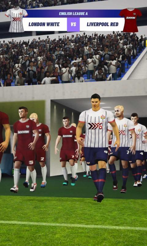 足球明星游戏截图