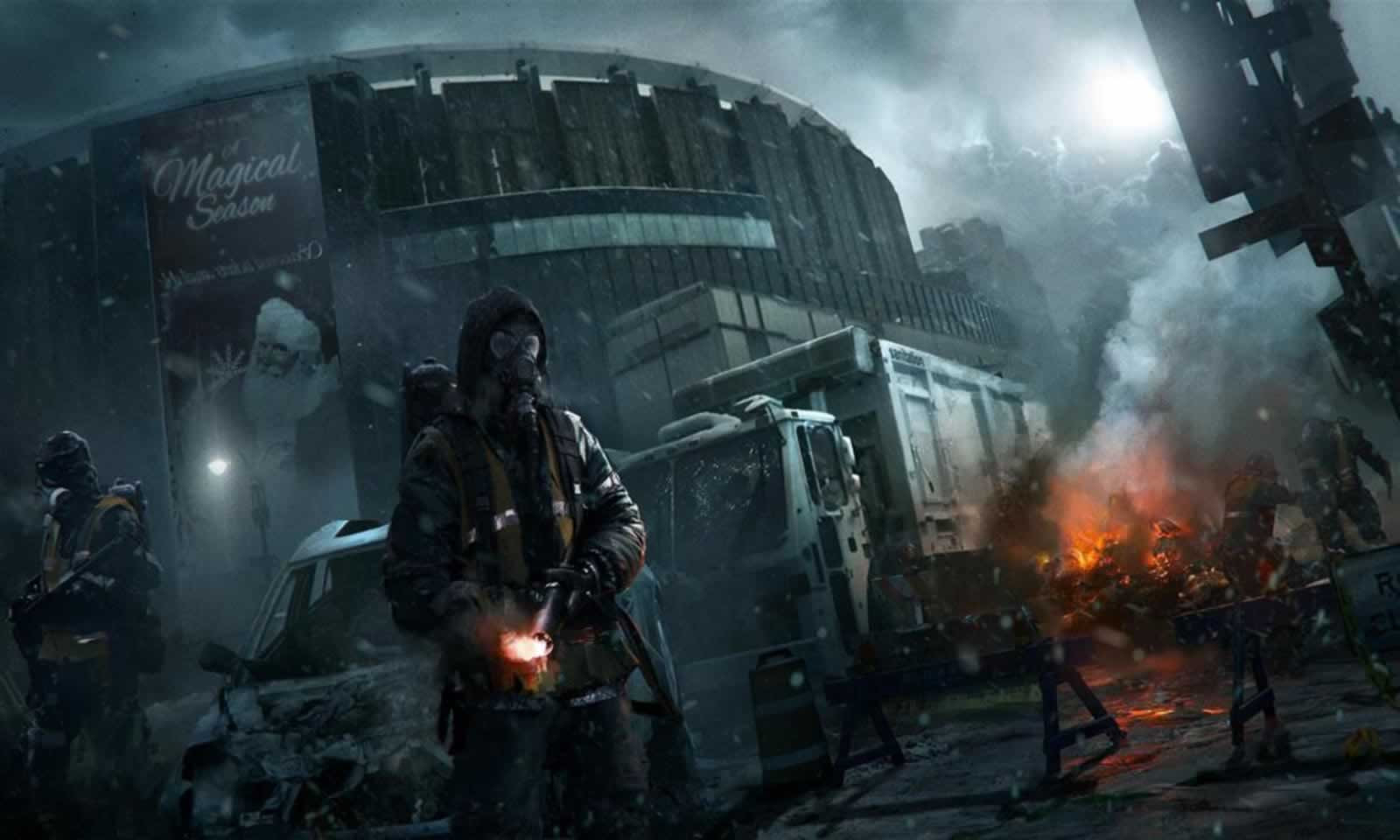 The Division Mobile