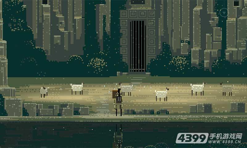 超级兄弟:剑与巫术汉化版游戏截图