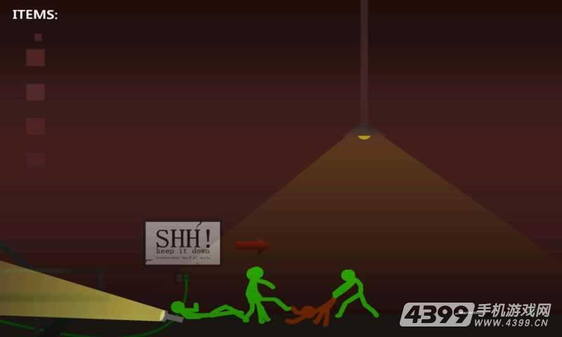 火柴人特工游戏截图