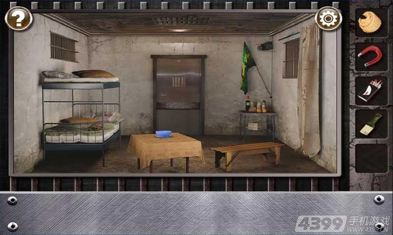 逃出监狱的房间游戏截图