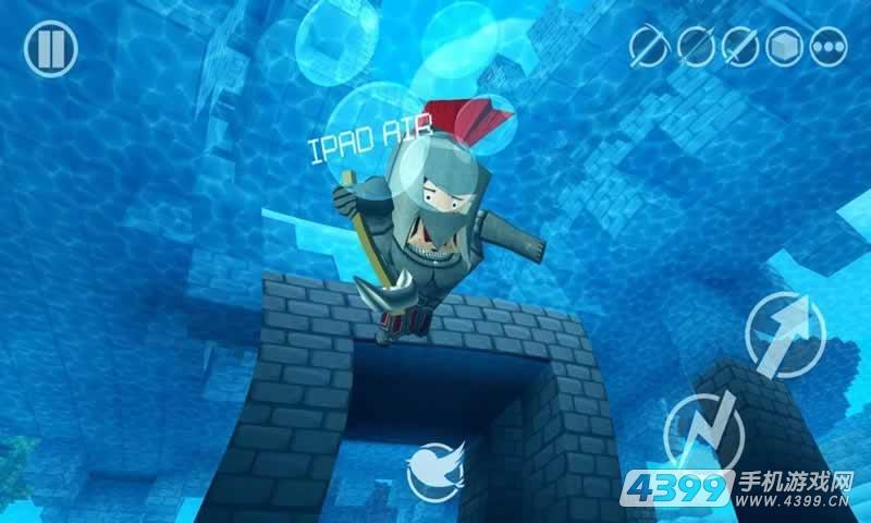 城堡史诗战斗游戏截图
