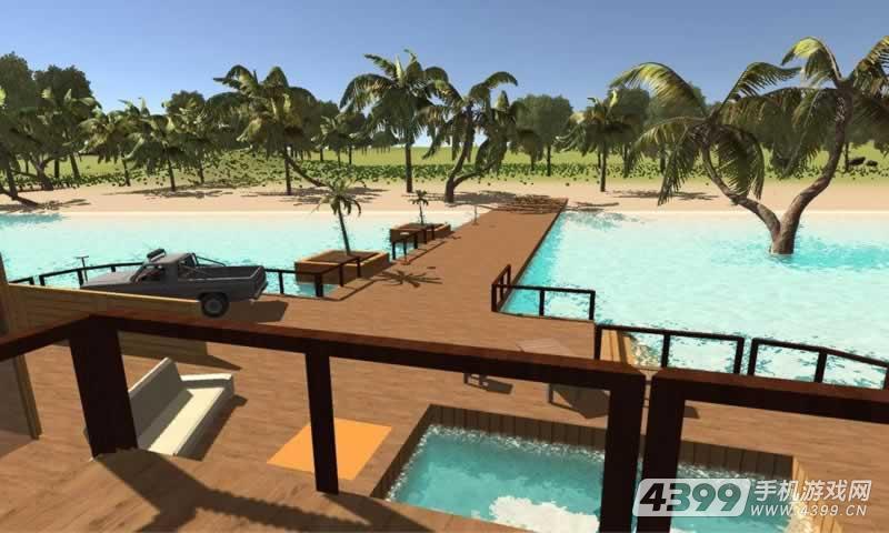 海洋之家:岛屿生存游戏截图