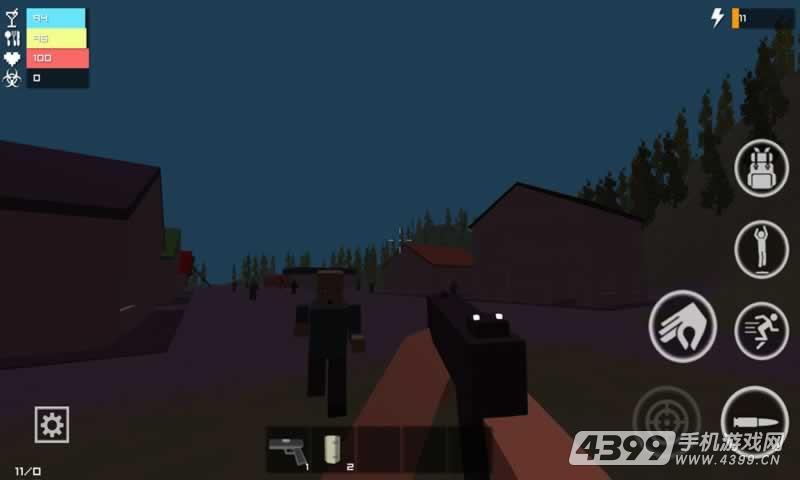 僵尸生存大战游戏截图