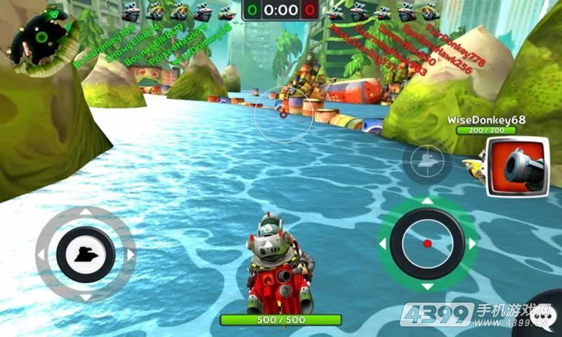 海湾战役游戏截图
