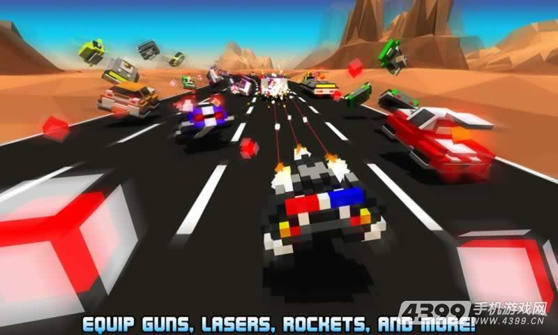 极速飞船:抓捕行动游戏截图