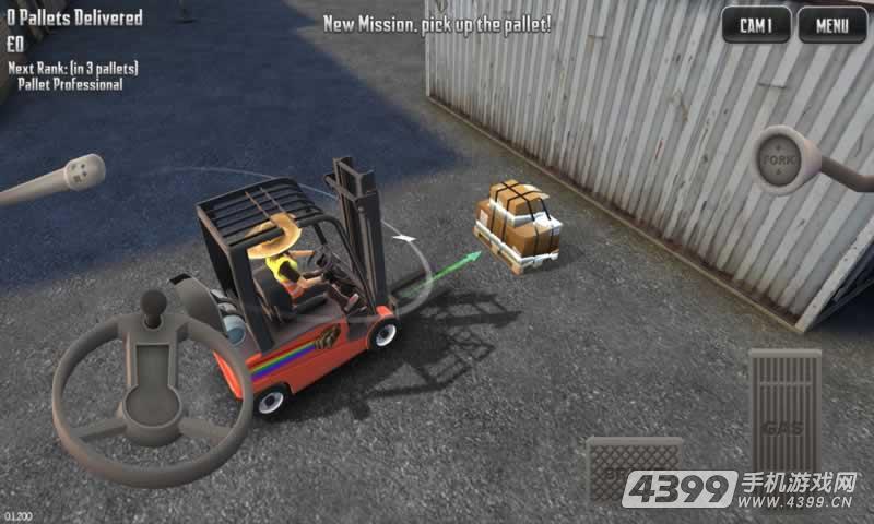 极限叉车2游戏截图