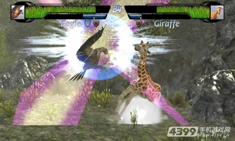 动物格斗游戏截图