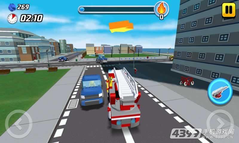 乐高:我的城市2游戏截图