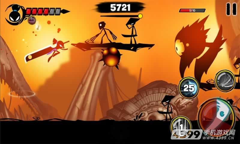 火柴人复仇3游戏截图