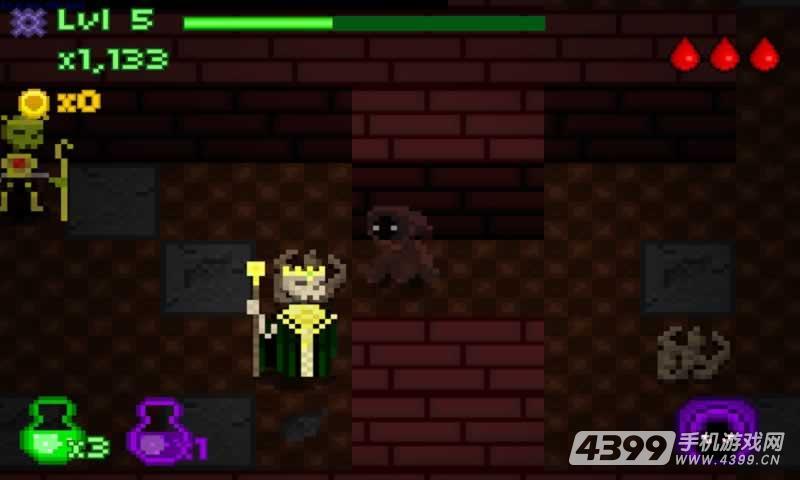 公主小偷游戏截图