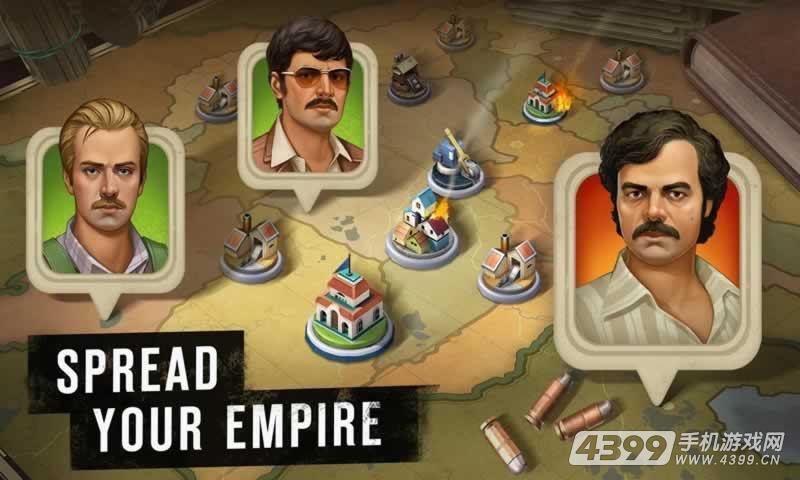 毒枭:卡特尔战争游戏截图