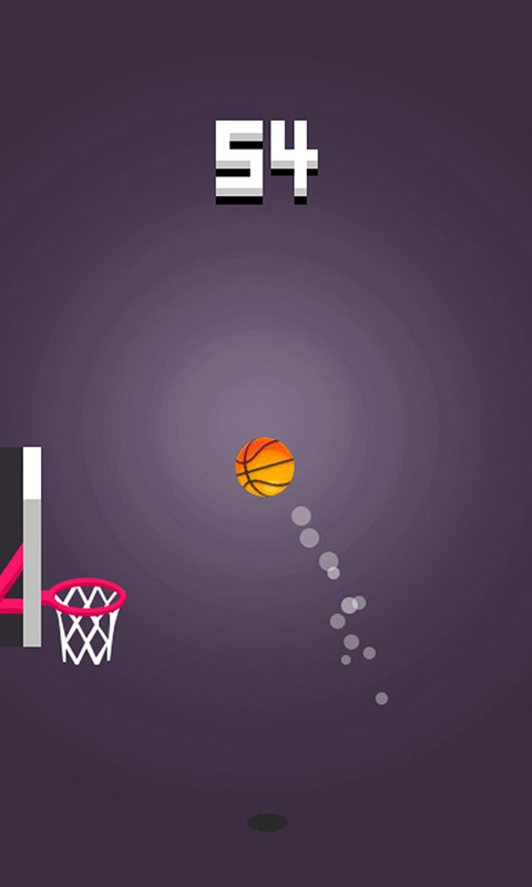 疯狂投篮游戏截图