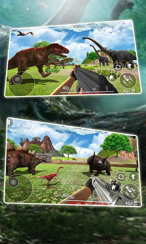 恐龙荒岛求生
