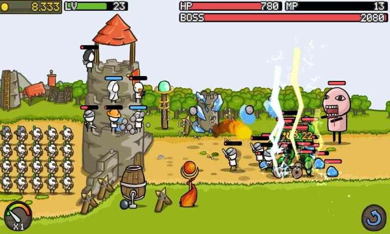 成长城堡游戏截图