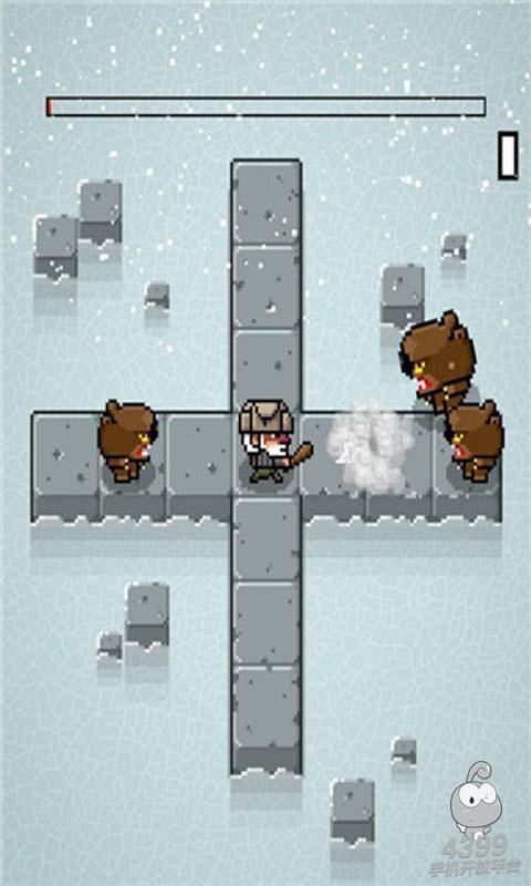 熊出没之棒打小熊熊