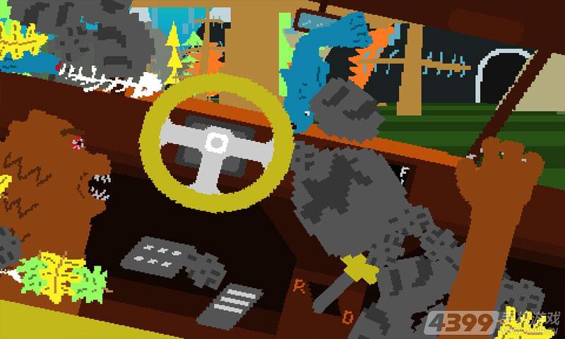 Enviro-Bear游戏截图