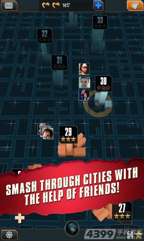哥斯拉:破坏3游戏截图