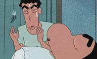 你知道蜡笔小新有鼻孔吗