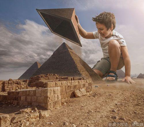 金字塔建造之谜