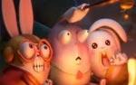 搞笑动画:三只兔子