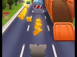 各种跑酷游戏,汤姆猫跑酷初体验!