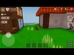 像素方块世界  好挤的村庄 8