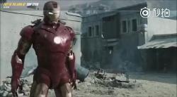 当钢铁侠遇到守望先锋